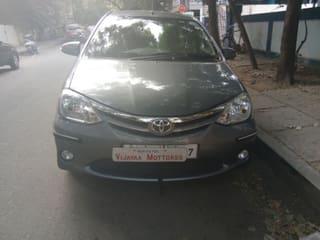 2014 Toyota Etios VX