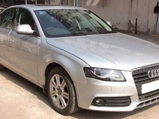 2009 Audi A4 35 TDI Premium Plus