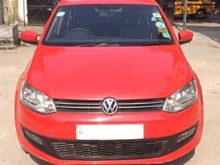 2012 Volkswagen Polo 1.5 TDI Highline