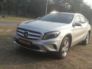 2015 Mercedes-Benz GLA Class 2014-2017 200 CDI SPORT