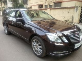 2012 Mercedes-Benz E-Class 2009-2013 Elegance 220 CDI