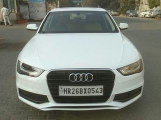 2012 Audi A4 30 TFSI Technology