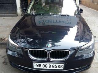 2009 BMW 5 Series 2003-2012 520d