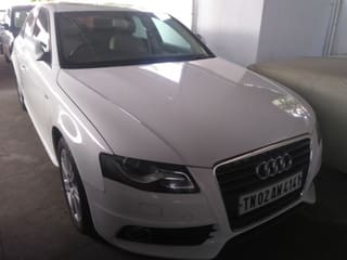 2011 Audi A4 2008-2014 New  2.0 TDI Multitronic