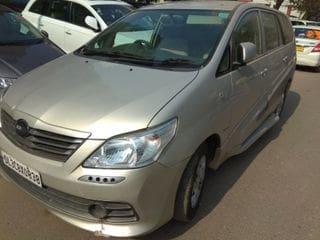 2012 Toyota Innova 2.5 G (Diesel) 8 Seater BS IV