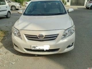 2010 Toyota Corolla Altis 2008-2013 1.8 VL AT