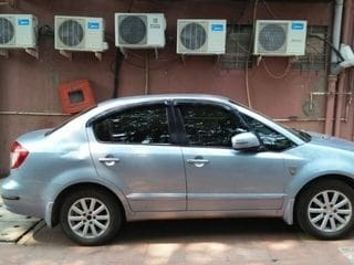 2014 Maruti SX4 ZDI Leather