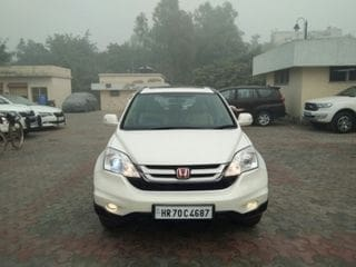 2012 Honda CR-V 2.4 AT