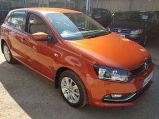 2015 Volkswagen Polo Exquisite 1.2 MPI Highline