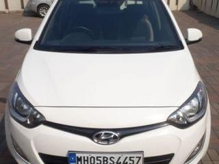 2013 Hyundai i20 new Sportz AT 1.4