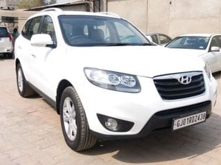 2013 Hyundai Santa Fe 4WD AT