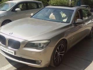 2012 BMW 7 Series 730Ld Prestige