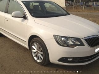 2015 Skoda Superb Zeal Elegance 2.0 TDI CR AT