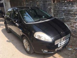 2009 Fiat Punto EVO 1.2 Emotion