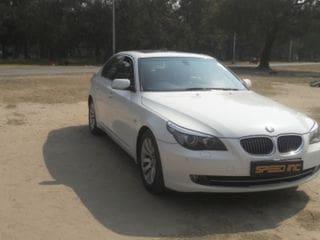 2010 BMW 5 Series 2003-2012 525i