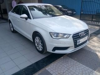 2015 Audi A3 2014-2017 35 TDI Attraction