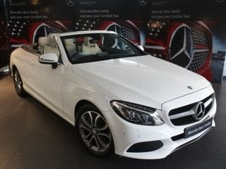 2016 Mercedes-Benz C-Class Cabriolet C 300