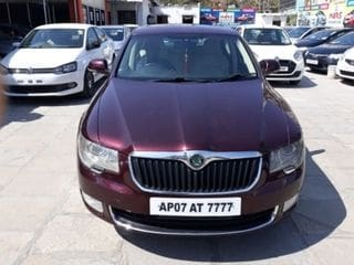 2009 Skoda Superb Elegance 2.0 TDI CR AT