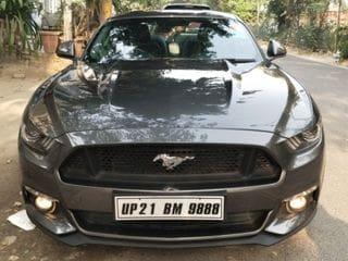 2017 Ford Mustang V8