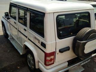 2012 Mahindra Bolero SLX 4WD
