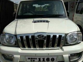 2014 Mahindra Scorpio 2009-2014 LX 2WD 7S