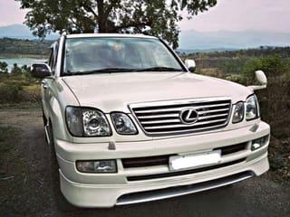 2006 Toyota Land Cruiser LC 101