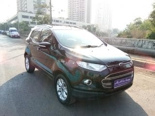 2013 Ford Ecosport 1.0 Ecoboost Titanium Optional
