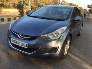 2013 Hyundai Elantra 1.6 SX