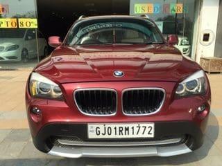 2010 BMW X1 2010-2012 sDrive 20d Exclusive