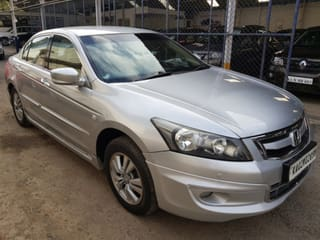 2008 Honda Accord 2.4 MT