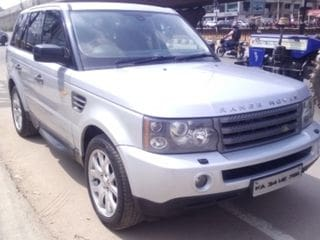 2007 Land Rover Range Rover Sport 2005 2012 HSE