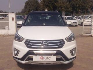 2017 Hyundai Creta 1.6 CRDi SX