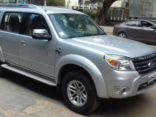 2011 Ford Endeavour 2.2 Titanium AT 4X2