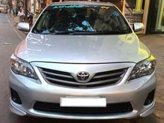 2012 Toyota Corolla Altis 1.8 GL