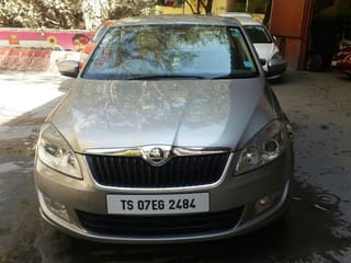 2014 Skoda Rapid 1.5 TDI AT Elegance