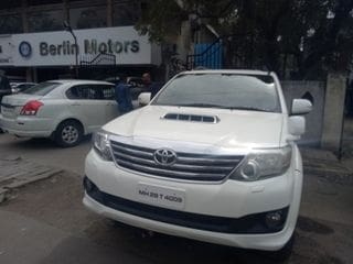 2014 Toyota Fortuner 4x2 Manual