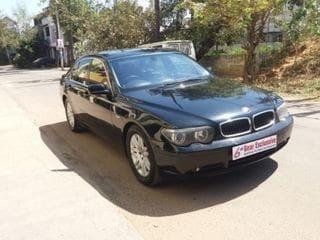 2005 BMW 7 Series 740Li