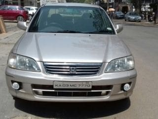2001 Honda City ZX EXi