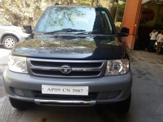 2012 Tata New Safari DICOR 2.2 LX 4x2