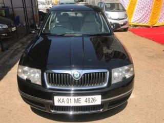 2008 Skoda Superb 2.5 TDi AT