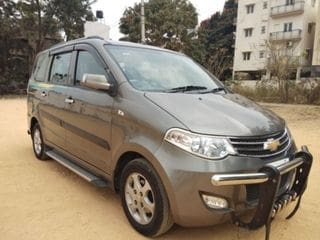 2014 Chevrolet Enjoy Petrol LTZ 7 Seater