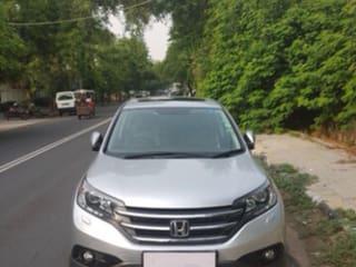 2014 Honda CR-V 2.4L 4WD AT AVN