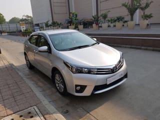 2014 Toyota Corolla Altis 1.8 VL CVT