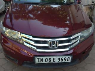 2012 Honda City 1.5 V MT Sunroof