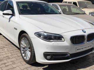 2018 BMW 5 Series 2013-2017 520d Luxury Line