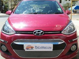 2015 Hyundai Xcent 1.2 Kappa AT SX Option