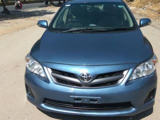 2011 Toyota Corolla Altis 1.4 DG