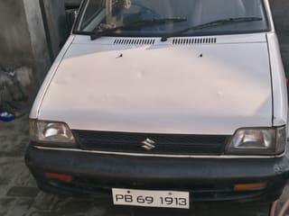 2001 Maruti 800 EX 5 Speed