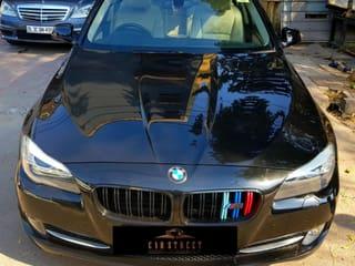 2011 BMW 5 Series 2003-2012 520i