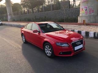 2011 Audi A4 2008-2014 1.8 TFSI